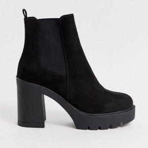 ASOS DESIGN Chelsea Boots black