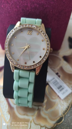 Rocawear Watch Clasp gold-colored-mint