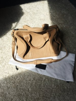 Rocco Bag by Alexander Wang Beige with Black Hardware selten