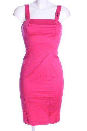 Rocco Barocco Trägerkleid pink Elegant