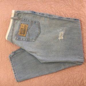 Rocco Barocco Boyfriend jeans azuur