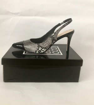 Rocco Barocco High Heels black