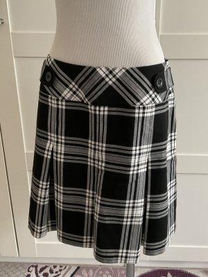 Yessica Mini rok zwart-wit
