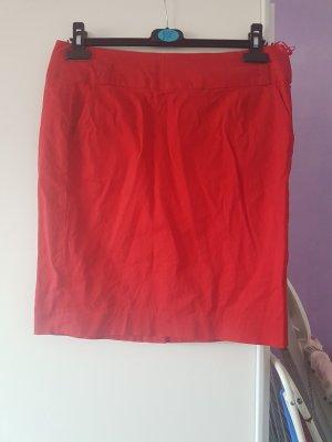 Tom Tailor Miniskirt red