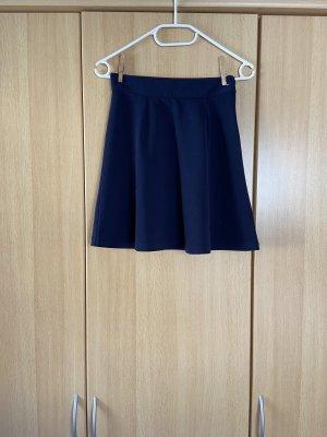 Tommy Jeans Flared Skirt dark blue