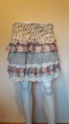 Cache & Cache Mini-jupe multicolore