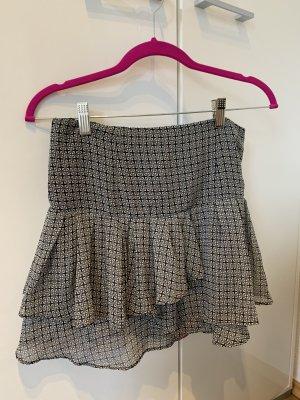 Zara Basic Jupe plissée noir