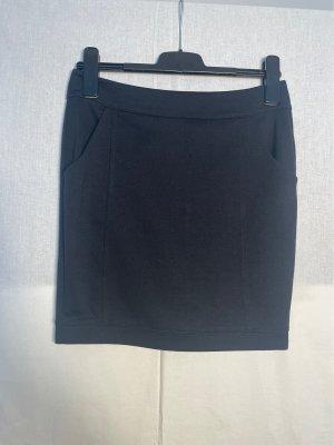 Esprit Spódnica ze stretchu czarny
