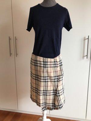 Burberry Wraparound Skirt beige