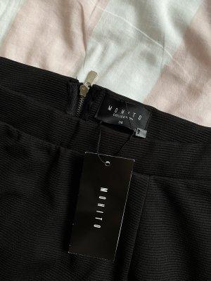 Mohito High Waist Skirt black
