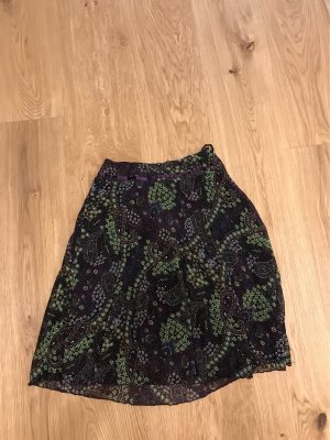 Cheer Flared Skirt multicolored
