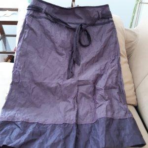 Taifun Falda estilo Crash violeta grisáceo-violeta oscuro