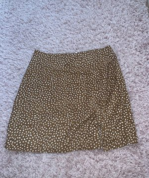 Amisu Miniskirt light brown