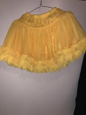 Tkmaxx Falda globo amarillo
