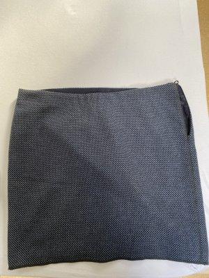 Opus Wollen rok donkerblauw Viscose