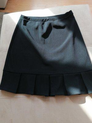Bodyflirt Spódnica z falbanami czarny