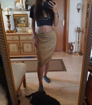 Sonstige Robe tube doré