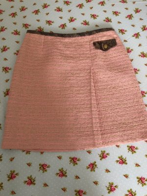 river woods Tweed Skirt rose-gold-coloured