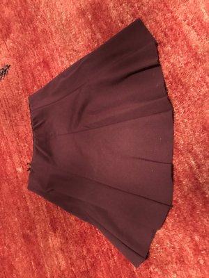 Brandy & Melville High Waist Skirt purple