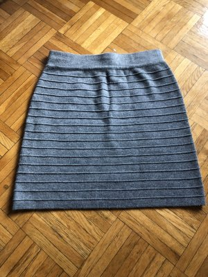 Promod Stretch Skirt grey