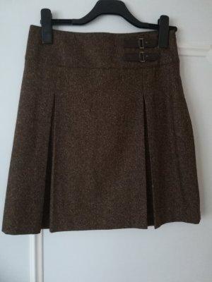 GDM Falda Tweed marrón claro