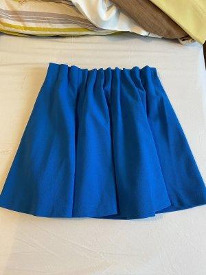 H&M Balloon Skirt blue