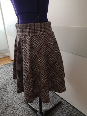 C&A Clockhouse Mini rok roodbruin