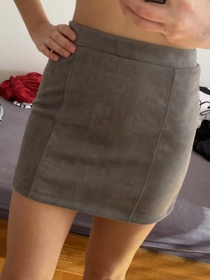 Colloseum Flounce Skirt grey