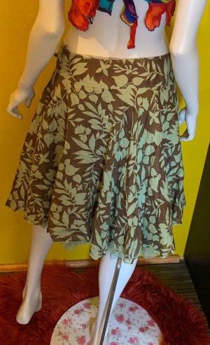 Miss Sixty Midi Skirt brown-khaki