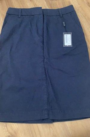 Tommy Hilfiger Gonna di jeans nero-blu scuro Cotone