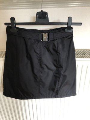 Prada Mini-jupe noir