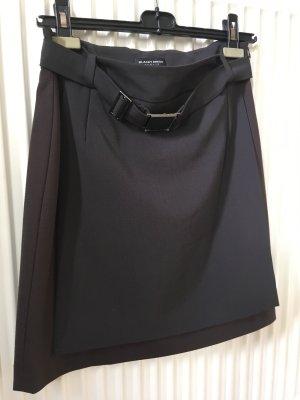 Blacky Dress Spódnica mini ciemnobrązowy