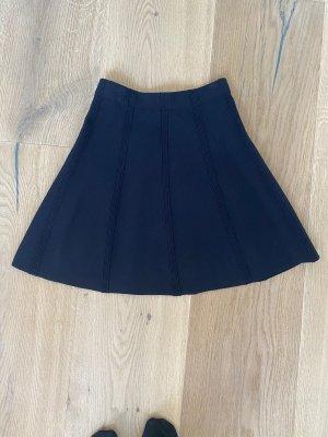 Zara Skaterrok donkerblauw