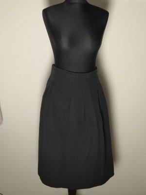 H&M Flounce Skirt black