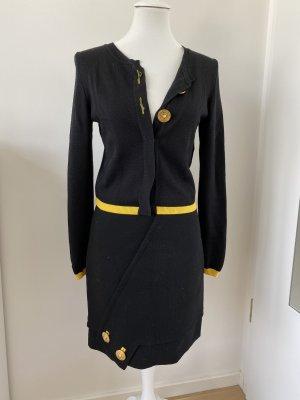 Versace Knitted Skirt black