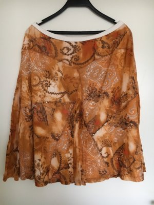 Biba Skirt orange