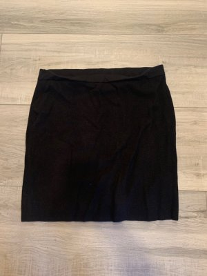 C&A Jupe tricotée noir