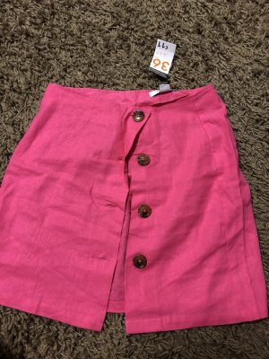 Primark Asymmetry Skirt pink