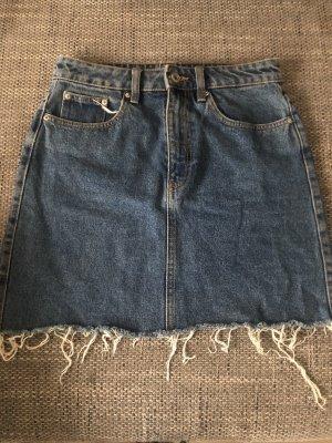 Authentic Denim Skirt blue