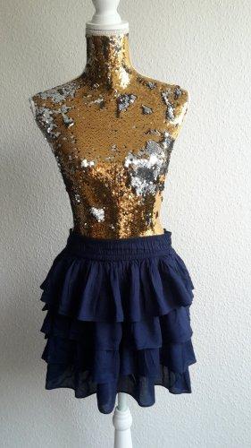 AJC Mini rok donkerblauw