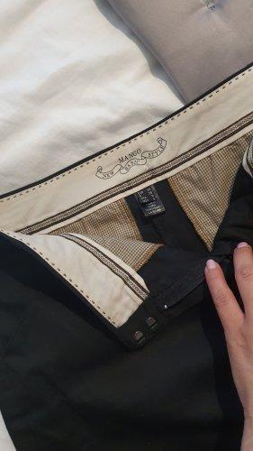Mango Basics Pencil Skirt black mixture fibre