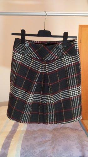 Jake*s Tulip Skirt black cotton