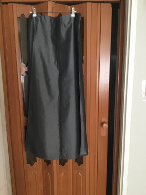 Taffeta Skirt dark grey