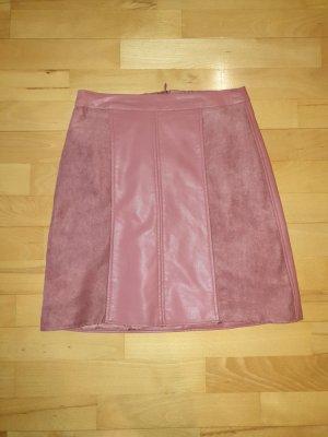 Orsay Spódnica ze stretchu różowy