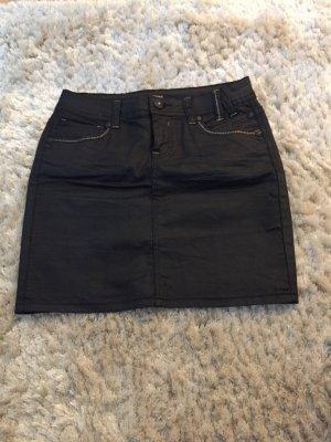 Morgan Overgooier rok zwart