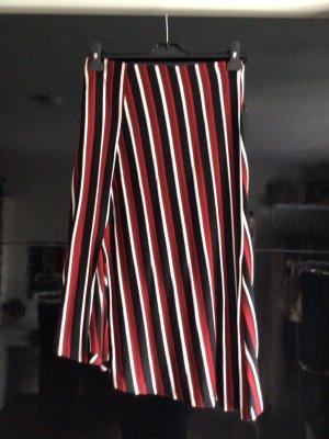 H&M Jupe asymétrique multicolore