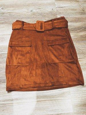 Tally Weijl Mini-jupe cognac