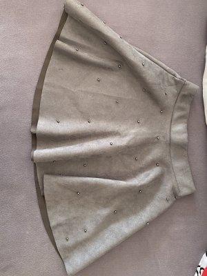Wraparound Skirt grey