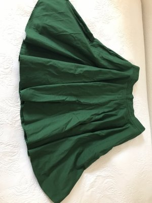Mint&berry Falda midi verde