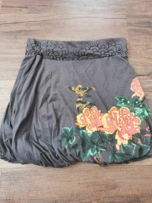 Desigual Balonowa spódniczka różowy